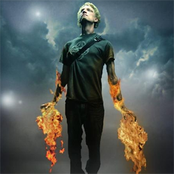 How to Create a Flaming Manipulation Photoshop Tutorial