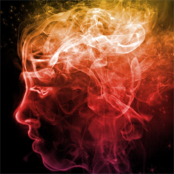 Smoke Portrait Photoshop Tutorial