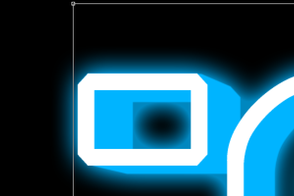How to Create Glowing TRON-Inspired 3D Text in Photoshop Extended Image_28