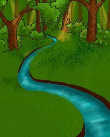 Create a Children's Book Illustration Part I: The Background