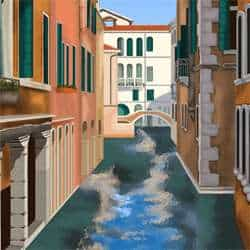 How to Paint Venice in Photoshop