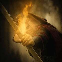 How to Create a Photo Manipulation of an Assassin with a Flaming Arrow in Photoshop