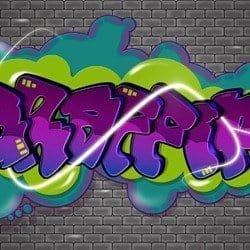Create a Cartoon-Style Graffiti Text Effect in Photoshop