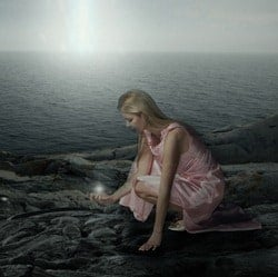 Create this Magical Light Beam Photo Manipulation in Photoshop