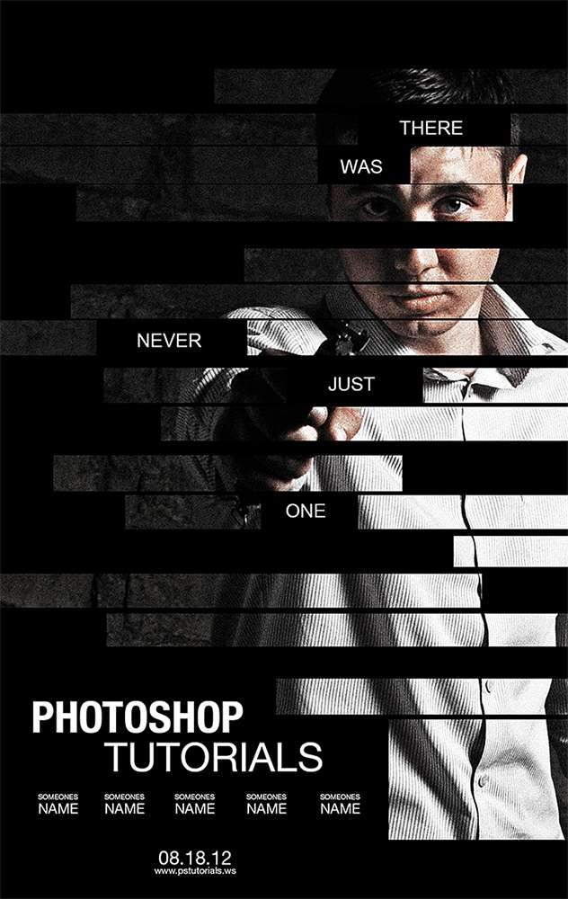 """Create a Poster Inspired by the Movie """"The Bourne Legacy"""""""