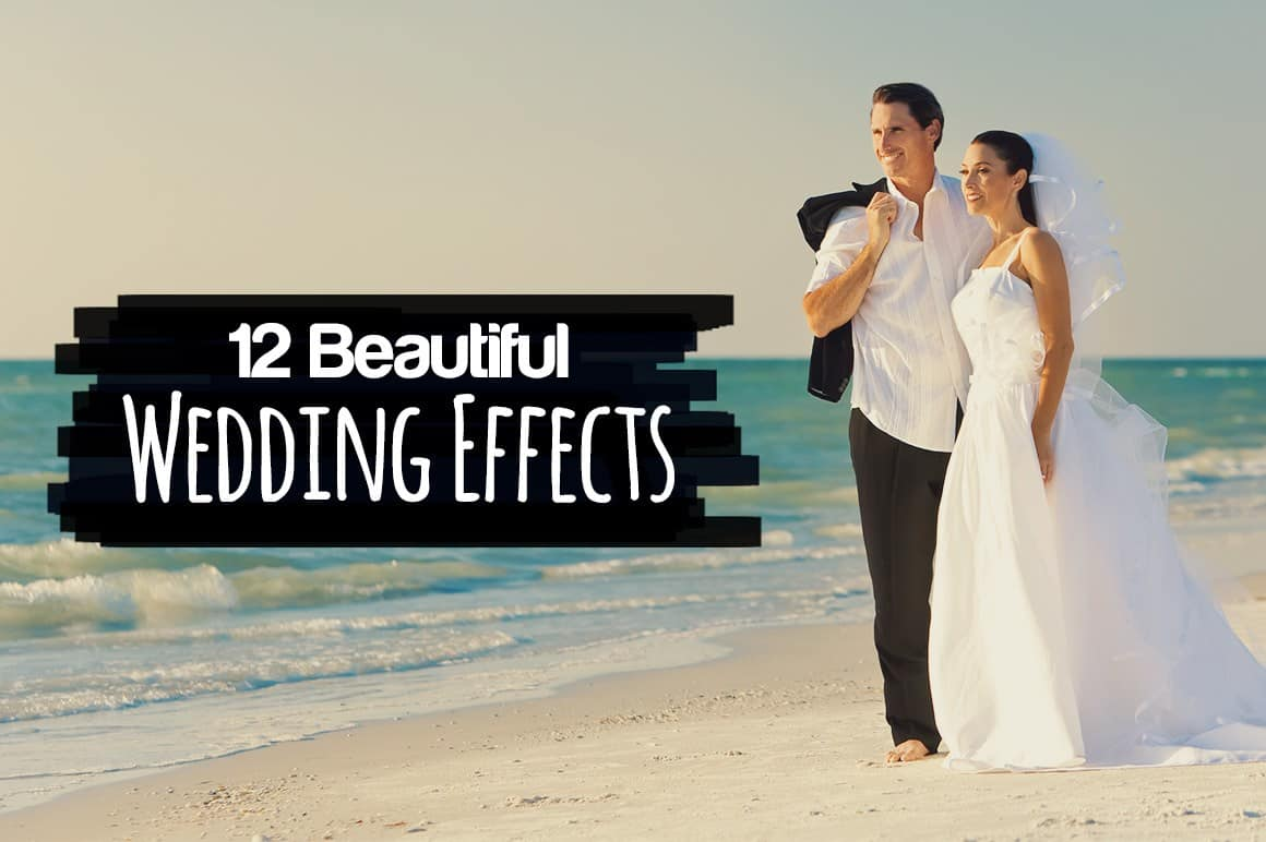 Free download 5 effects for wedding photographers for Photoshop wedding photos