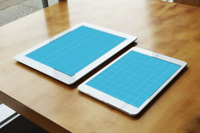 Free Download: 3 iPad and iPad Mini PSD Mockups ...