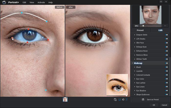Arcsoft Portrait+ 3 Review: Retouch Portrait Photos without Learning Photoshop