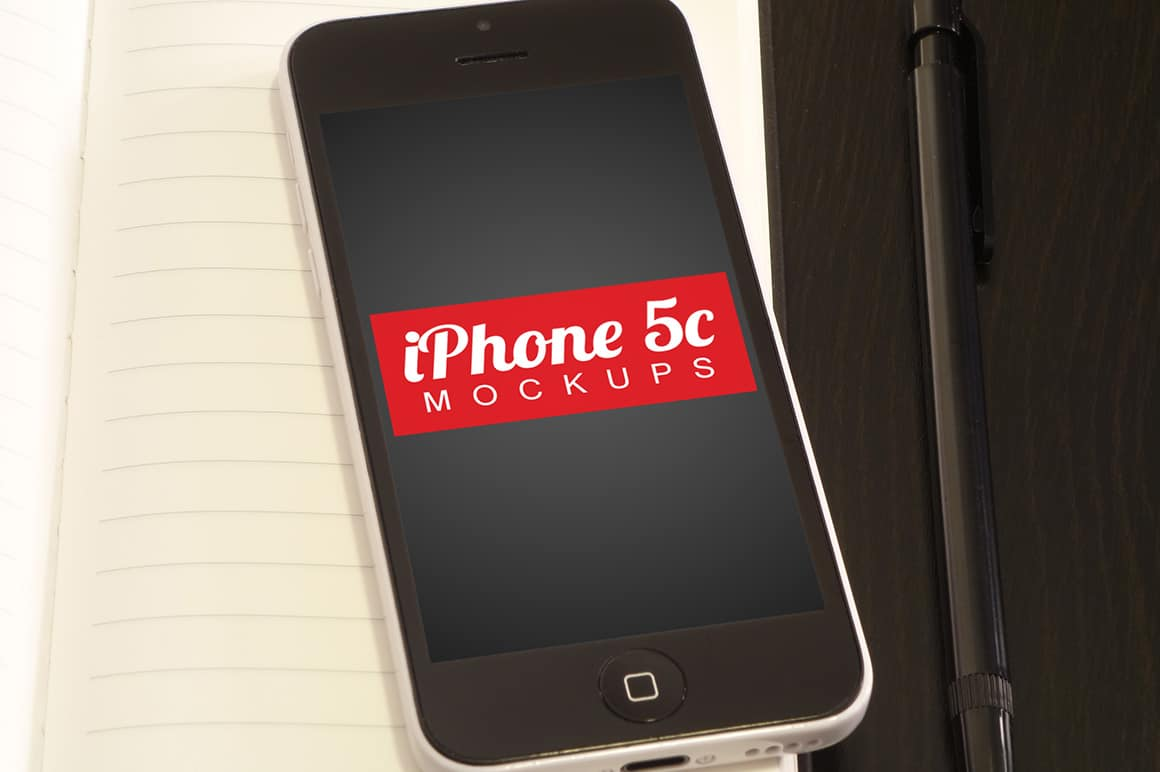 iphone 5c free free four iphone 5c psd mockups photoshop 4991
