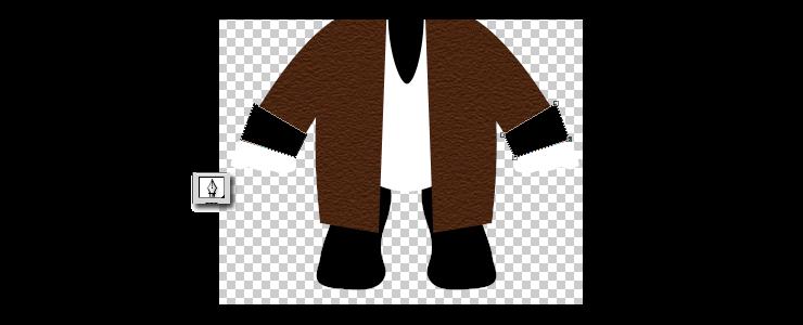 [حصريا] كيفية تصميم قرصان بالفوتوشوب - How to Draw a Cute Pirate Character in Photoshop Step-026