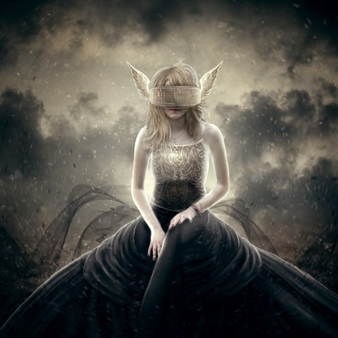 Create a Fantasy Photo Manipulation of Valkyrie