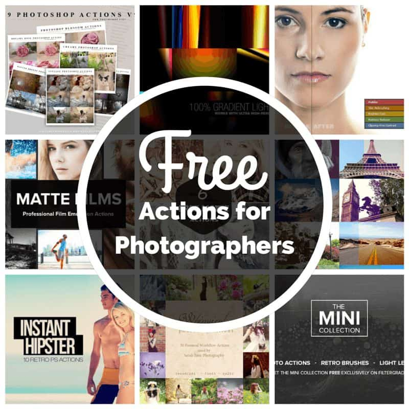 CreativeLive – Creating the Best Photoshop Actions | CG Persia