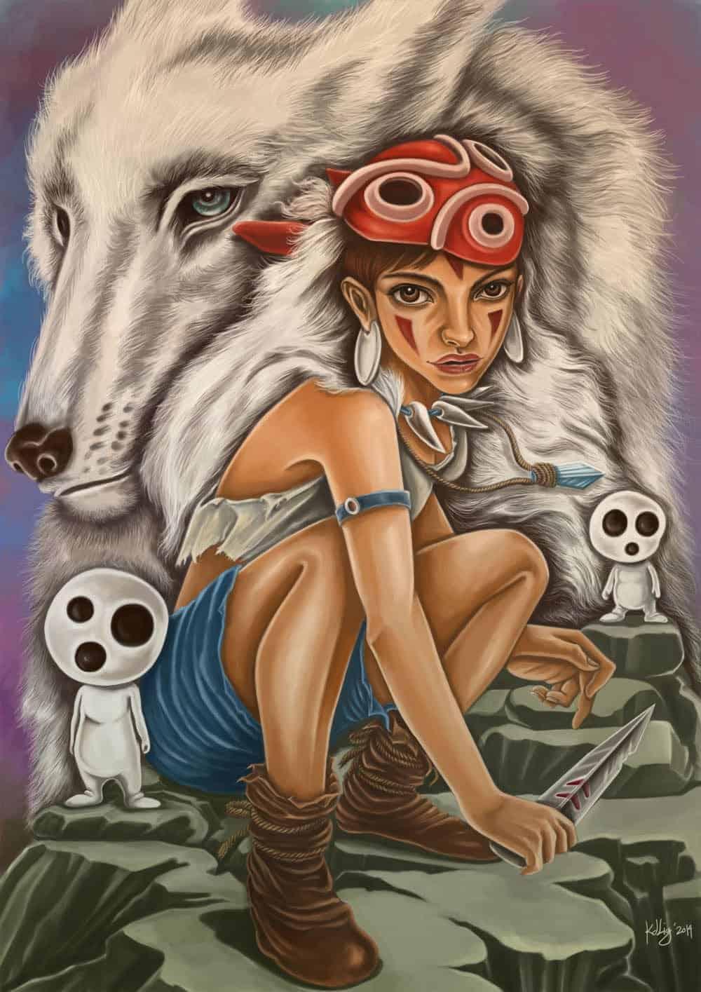 Interview with Illustrator Kristy Anne Ligones