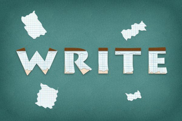 Create a Notebook Text Effect in Photoshop