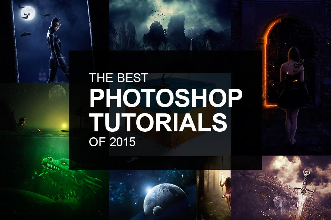 Drawing Software The Best Photoshop Tutorials Of 2015 Photoshop Tutorials