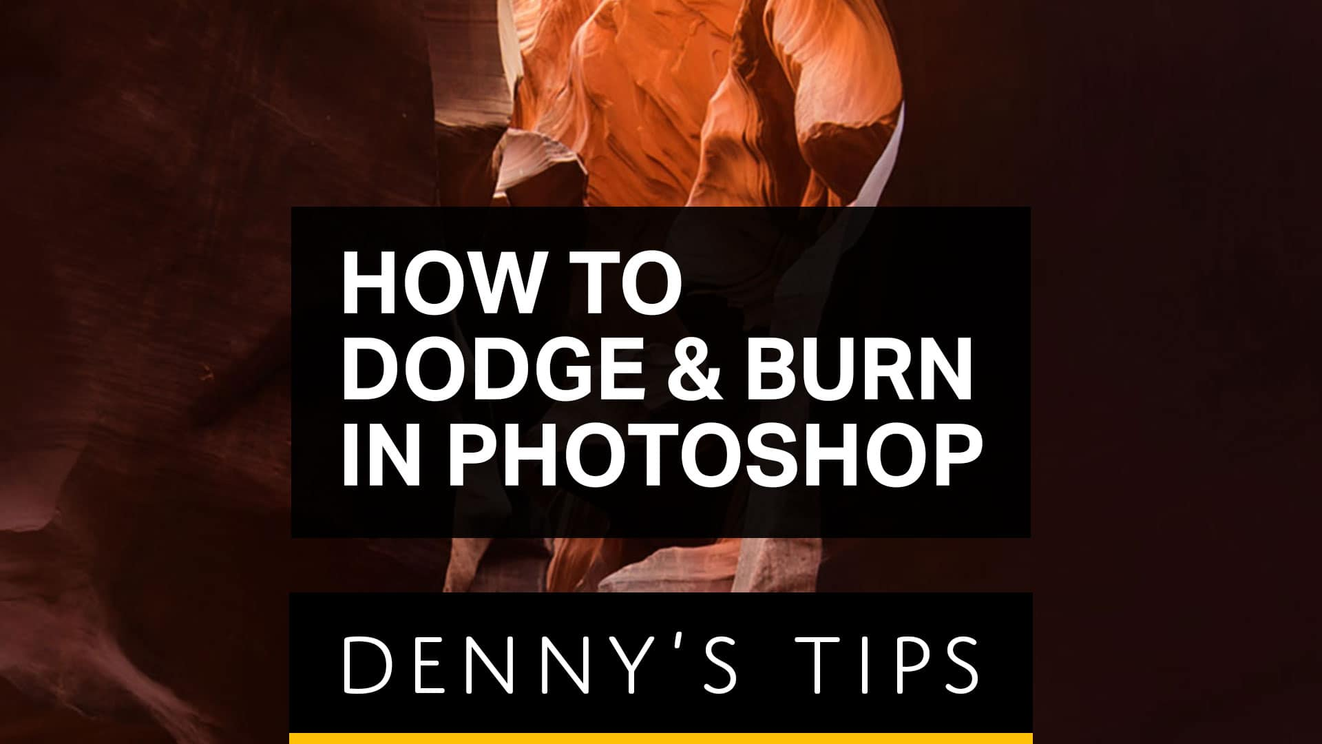 Guide to Dodging and Burning Nondestructively in Photoshop