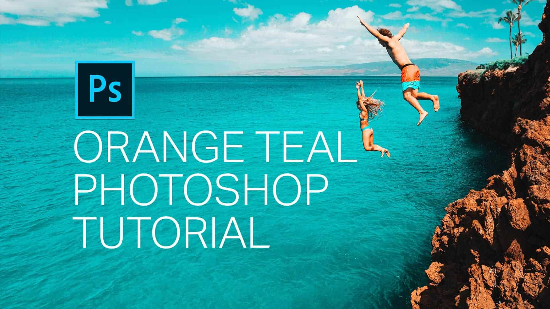 Create an orange teal effect with just 2 layers in photoshop create an orange teal effect with just 2 layers in photoshop photoshop tutorials baditri Choice Image