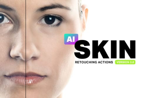 Best-Seller: Skin Photoshop Actions