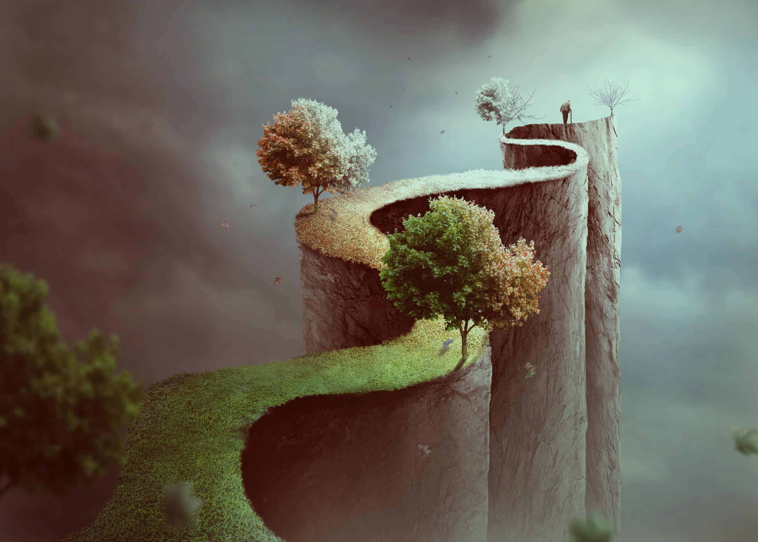 How to Create a Conceptual of Life Photo Manipulation with Photoshop