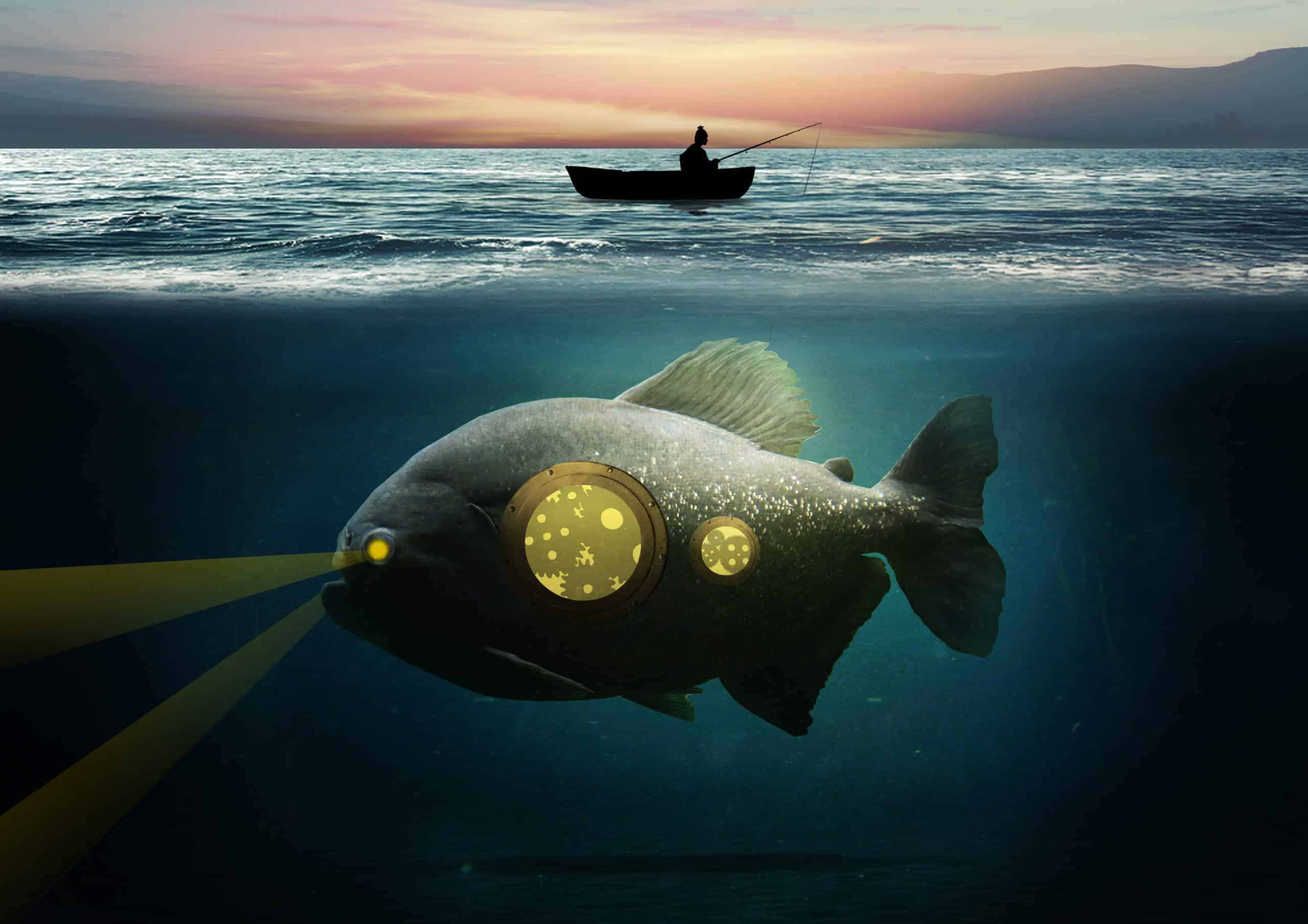 How to Create a Beautiful Underwater Surreal Scene in Photoshop
