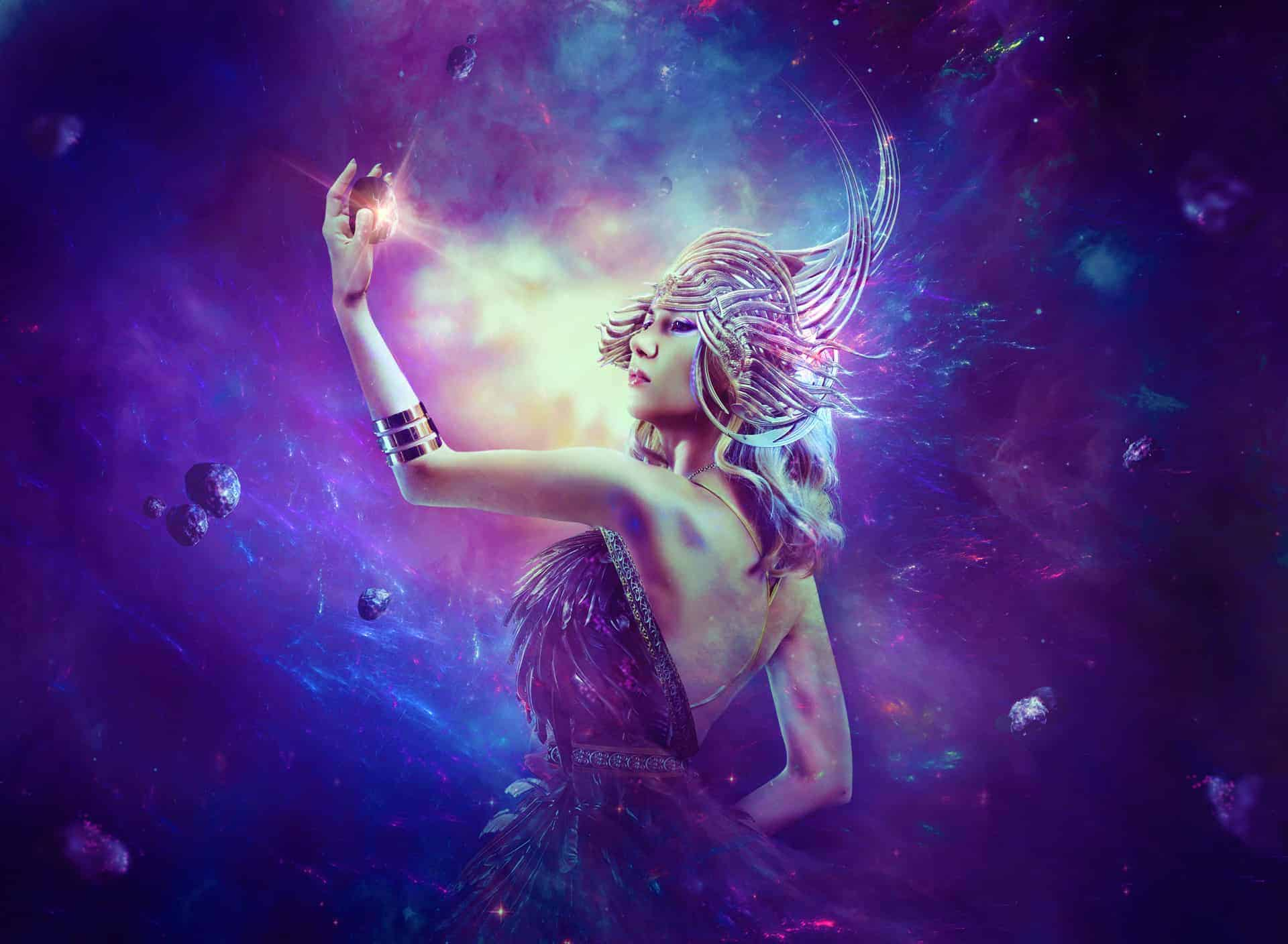 How to Create a Fantasy Woman Photo Manipulation with Adobe Photoshop
