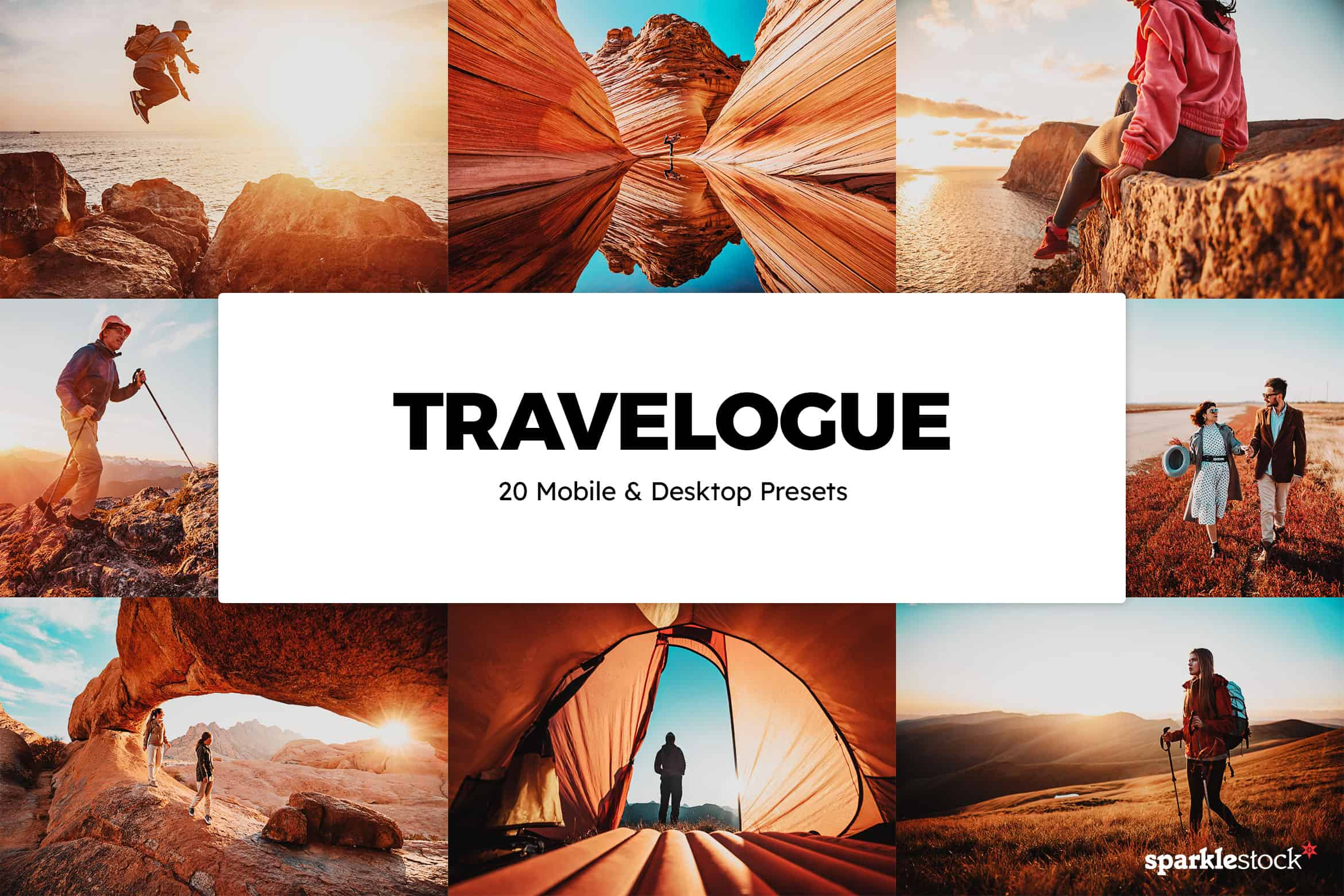 8 Free Travelogue Lightroom Presets and LUTs