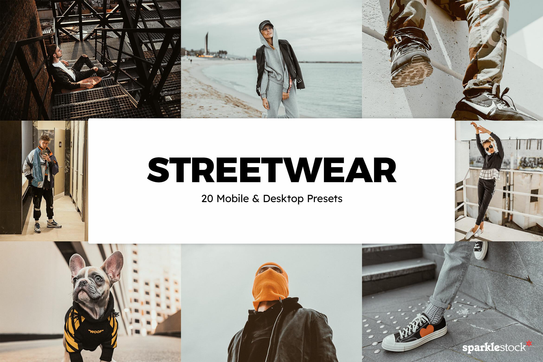 8 Free Streetwear Lightroom Presets and LUTs
