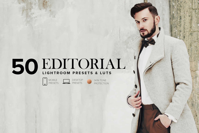 10 Free Editorial Lightroom Presets