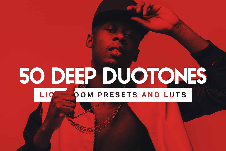 10 Deep Duotone Lightroom Presets