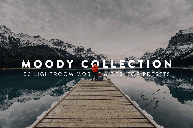 10 Moody Lightroom Presets