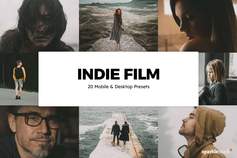 8 Free Indie Film Lightroom Presets and LUTs