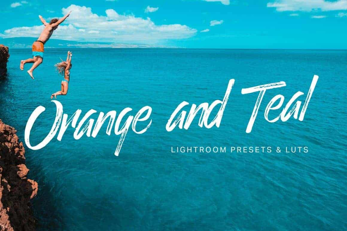 8 Free Orange And Teal Lightroom Presets And Luts Photoshop Tutorials