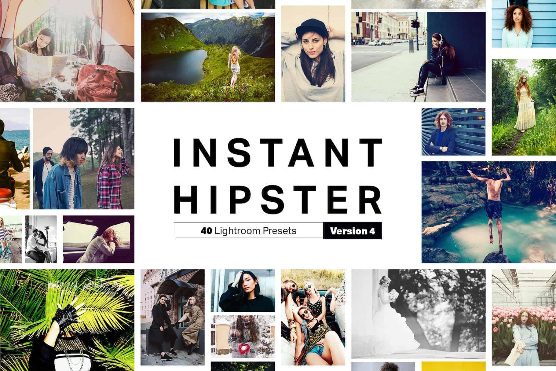 5 Free Instagram Lightroom CC Presets