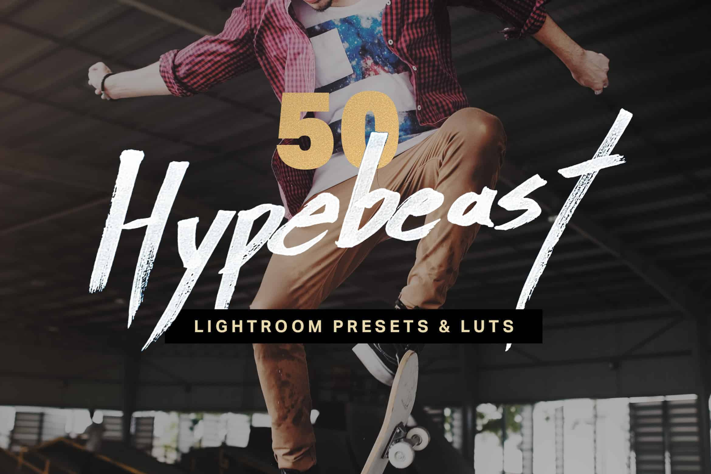 10 Hypebeast Lightroom Mobile Presets and LUTs