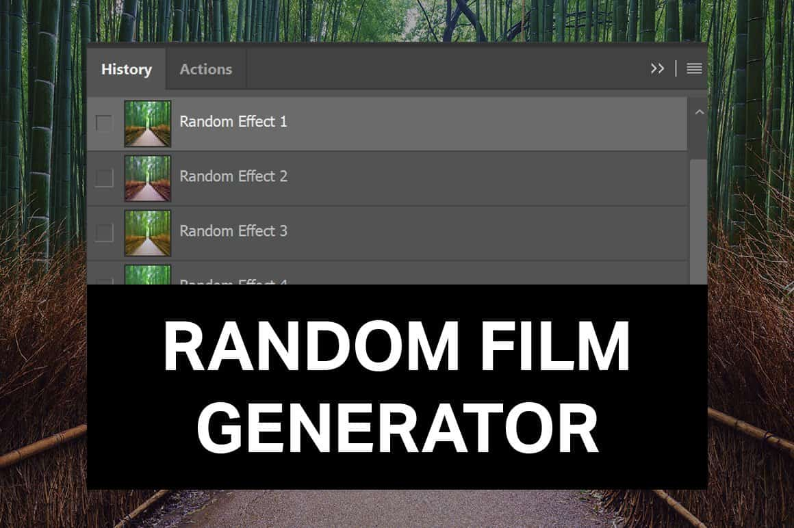 random film thesis generator Download random film generator pro add-ons by sparklestock subscribe to envato elements for unlimited add-ons downloads for a single monthly fee you can get effects that look like photographic film, expired polaroid prints, and more the actions can generate up to 20 effects at a time and the.